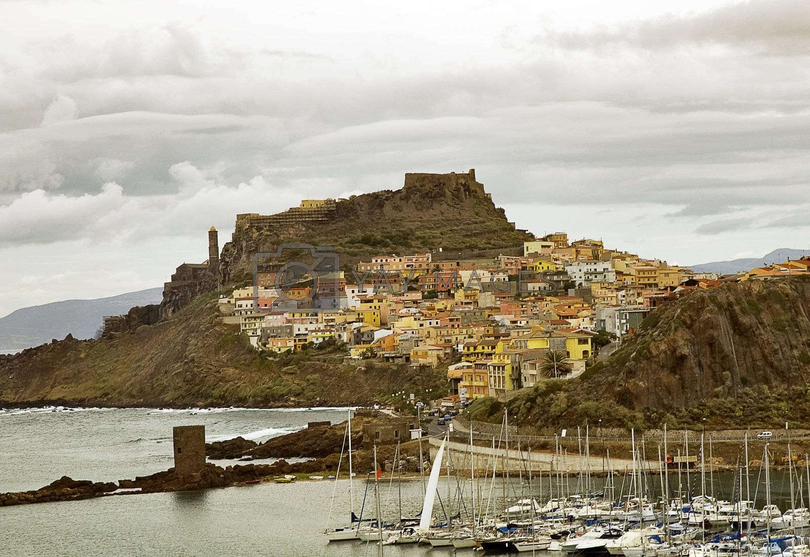 View the Castelsardo