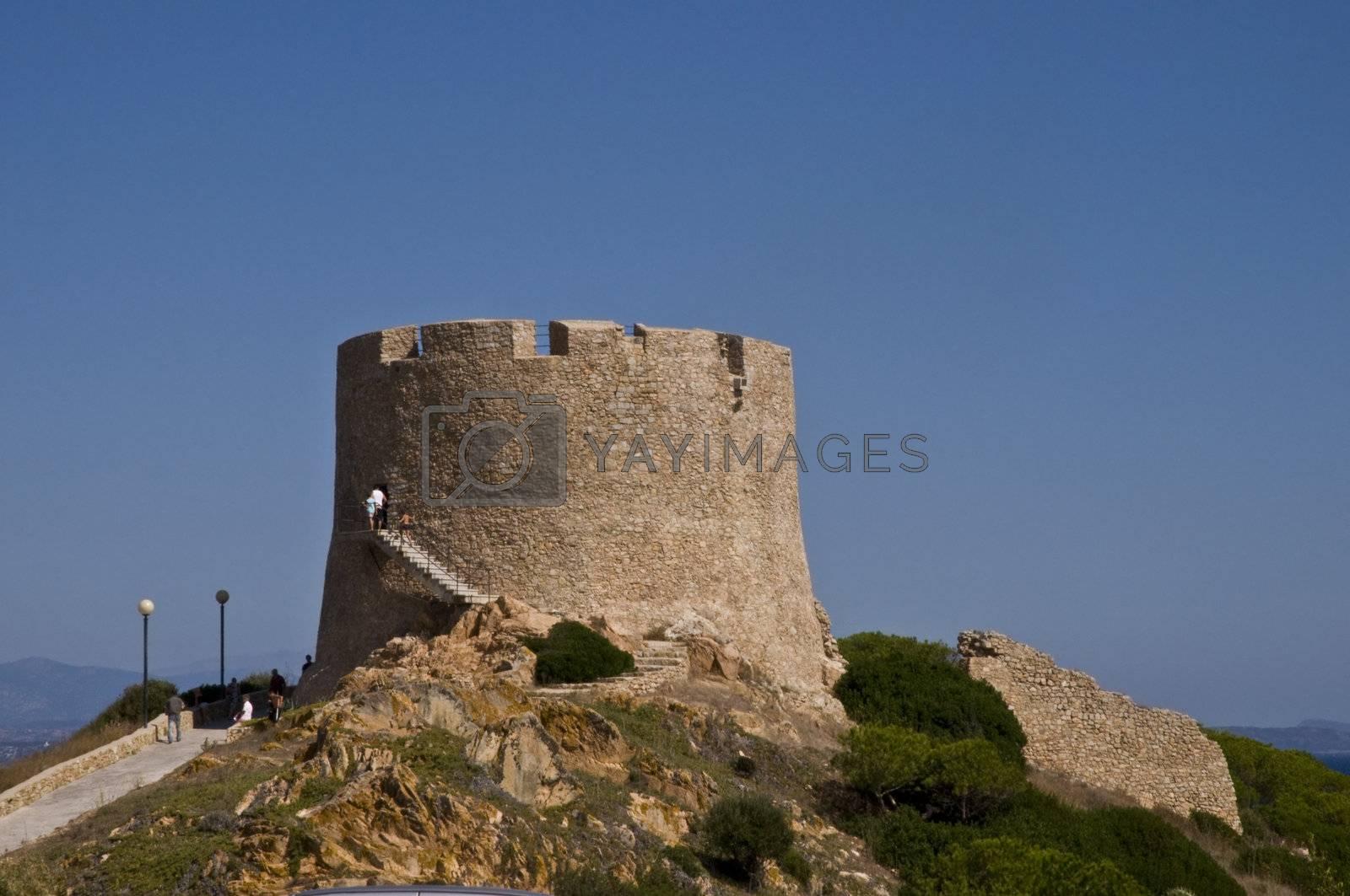tower of Santa Teresa di Gallura