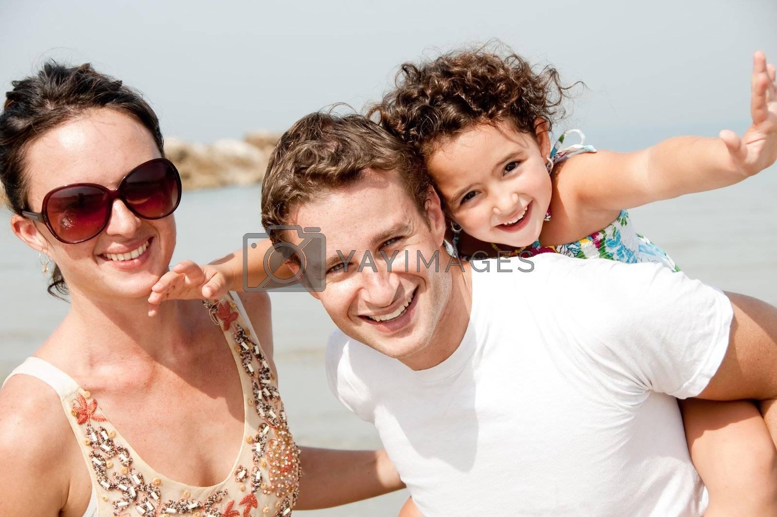 Family Having Fun by get4net