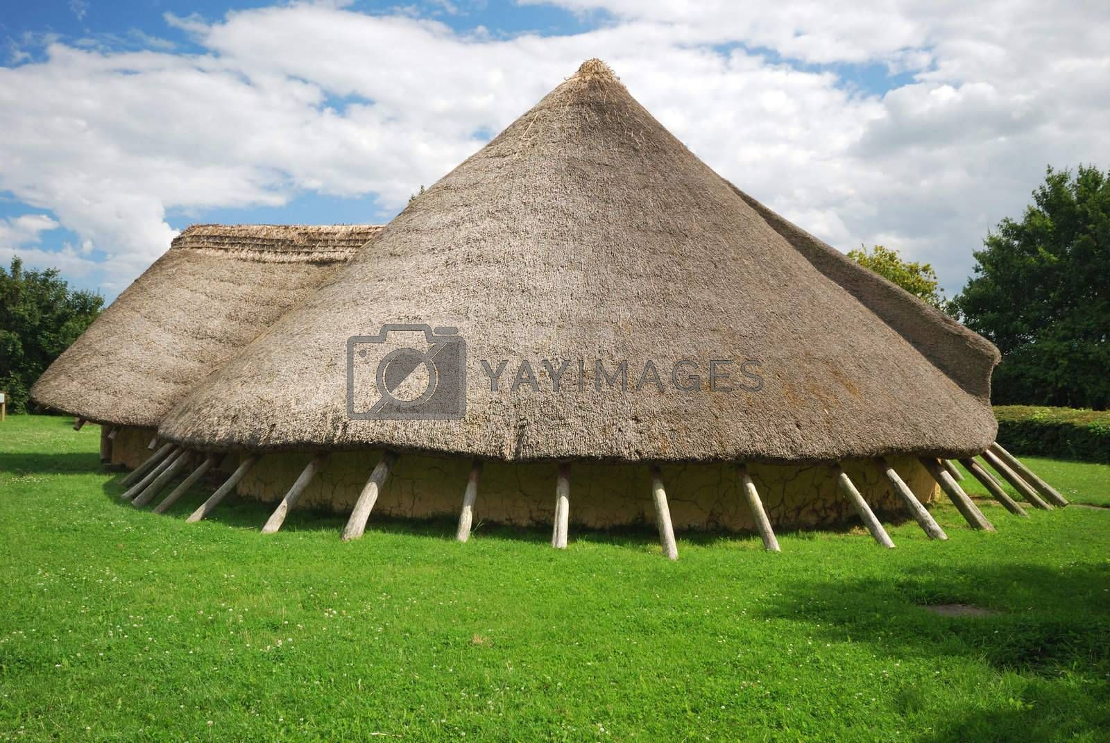 ancient stone age home