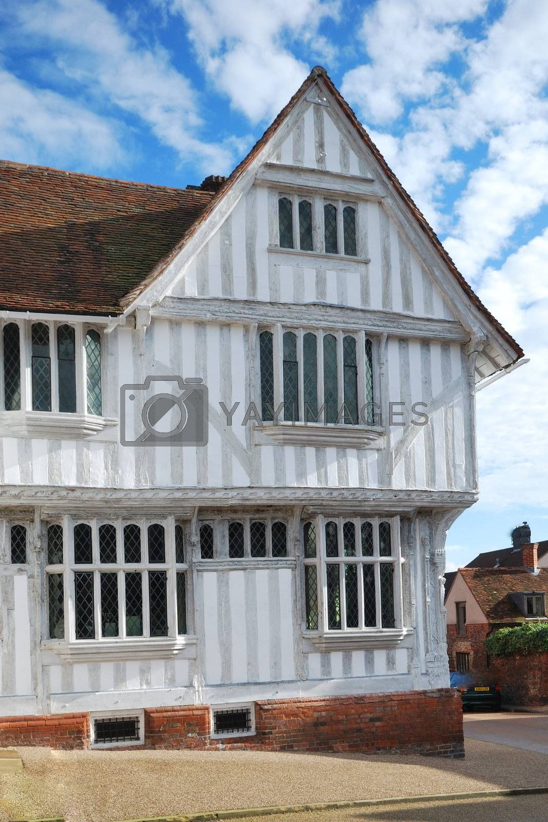 Tudor guildhall