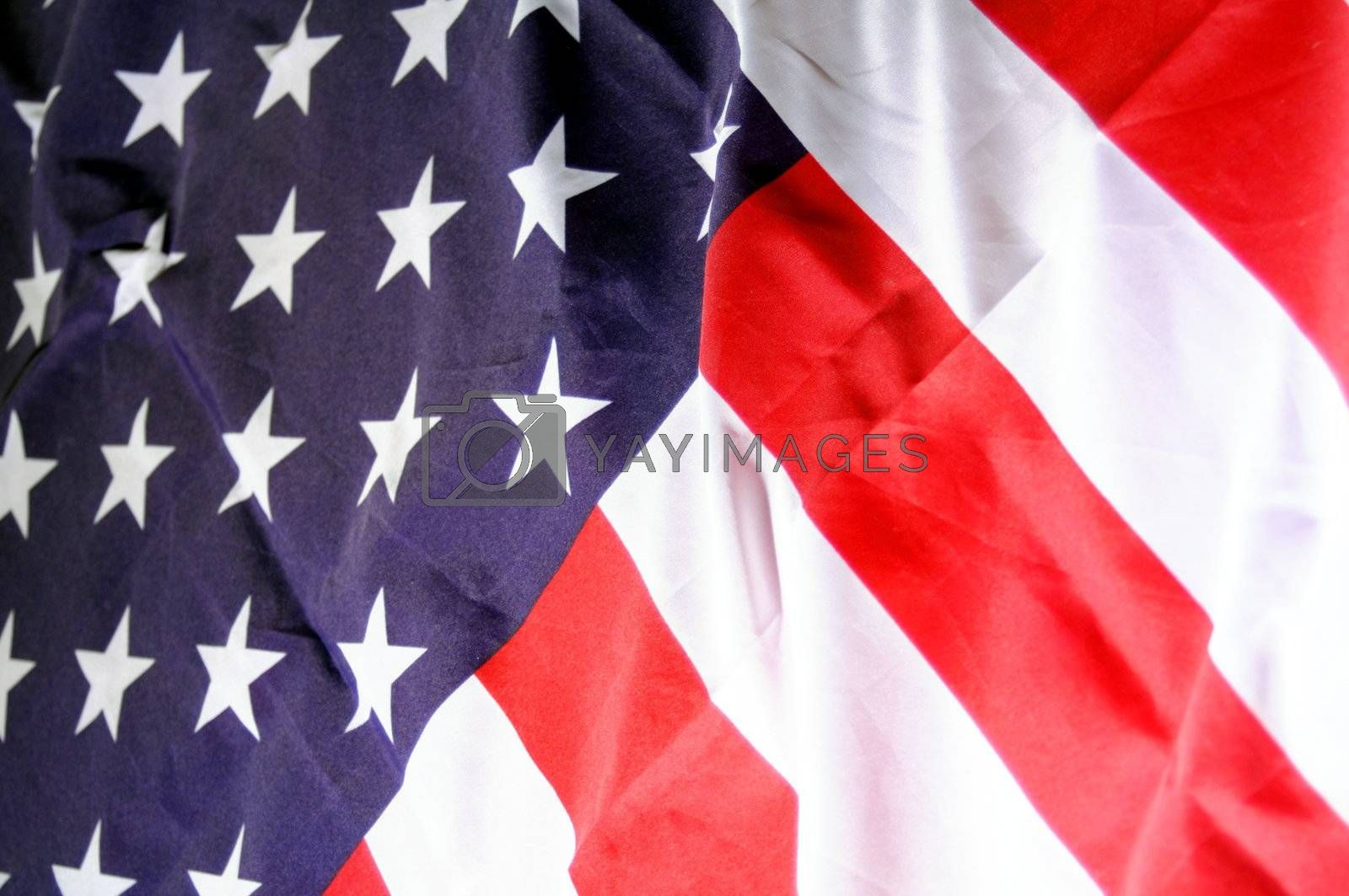 flag of the usa or united states of america