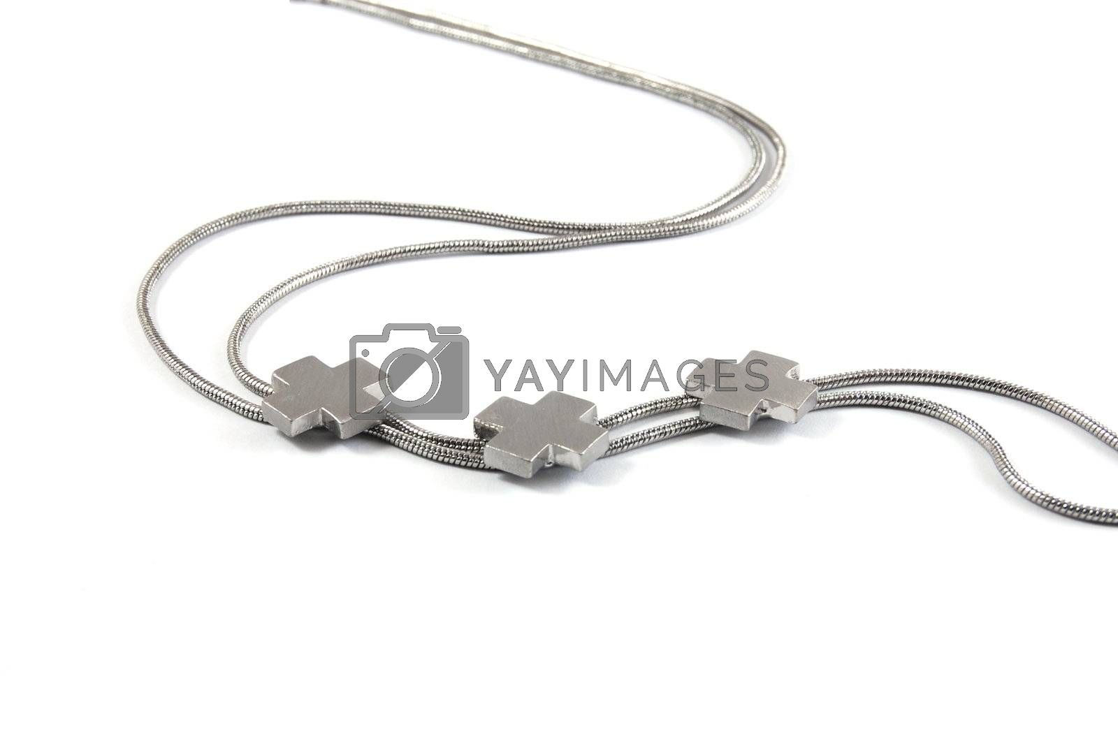 Royalty free image of necklace by gunnar3000