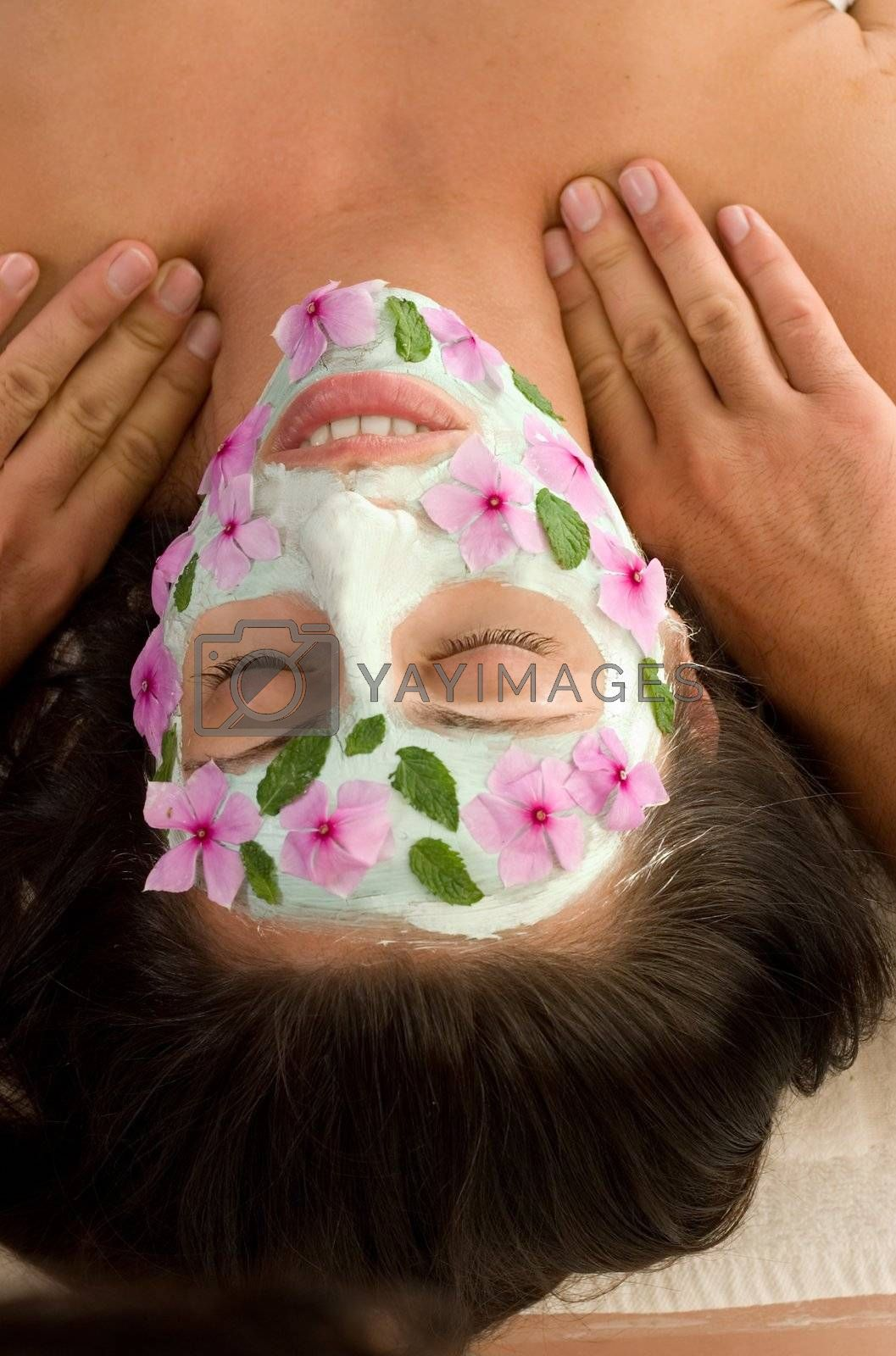 Nature Mask and Massage by lovleah