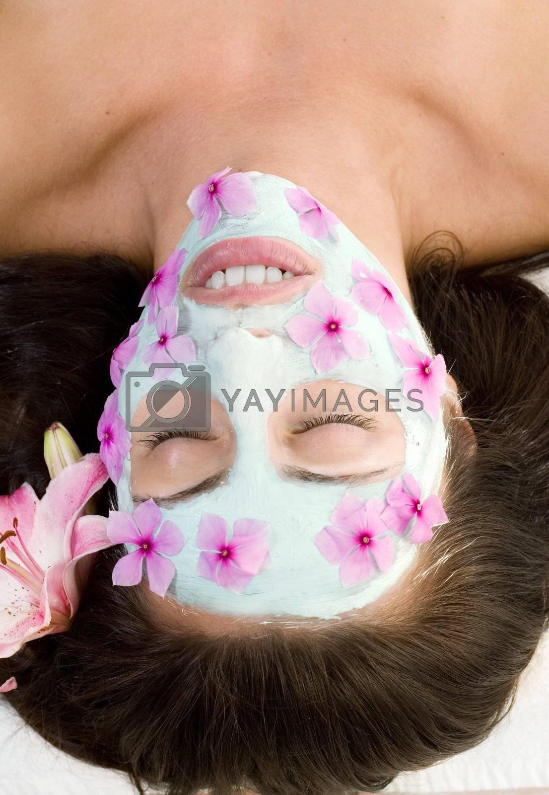 Spa Radiance - beauty mask by lovleah