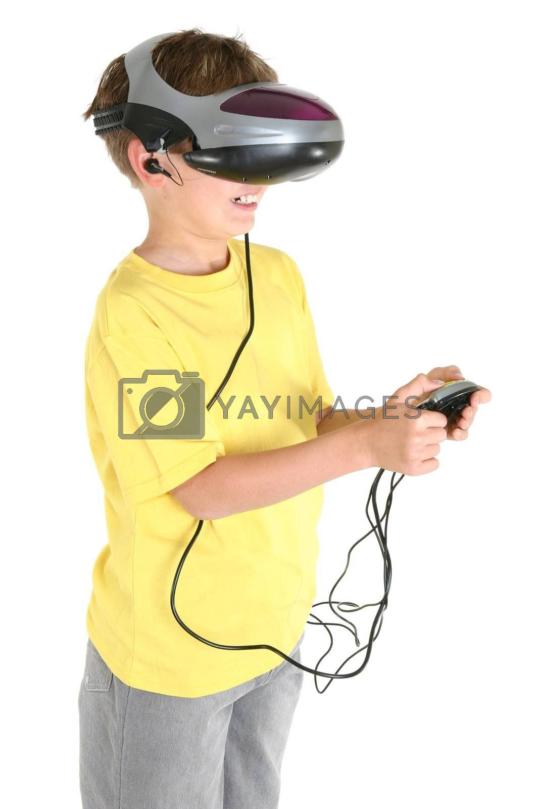 Virtual reality games by lovleah