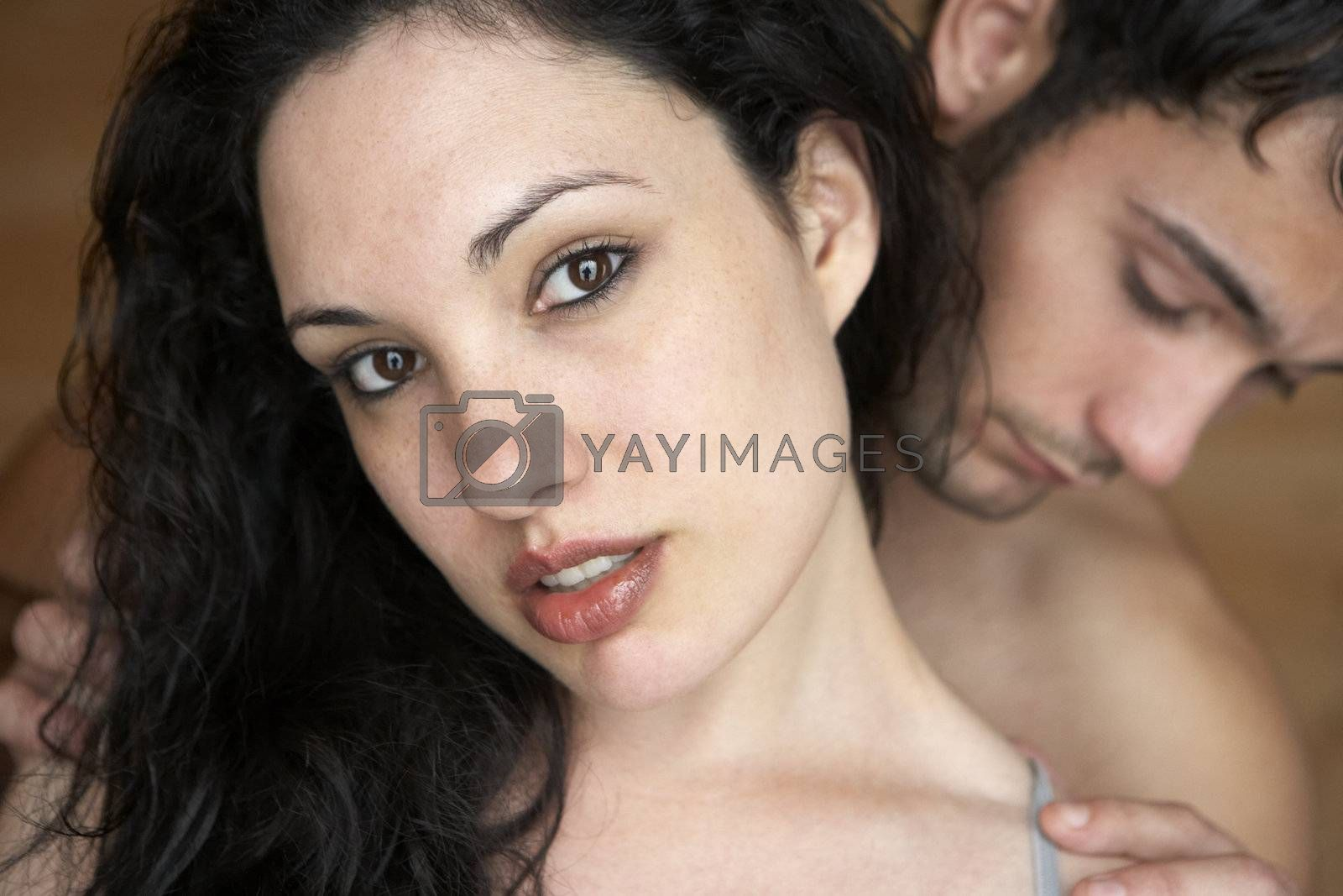 Royalty free image of Love couple by omg_images