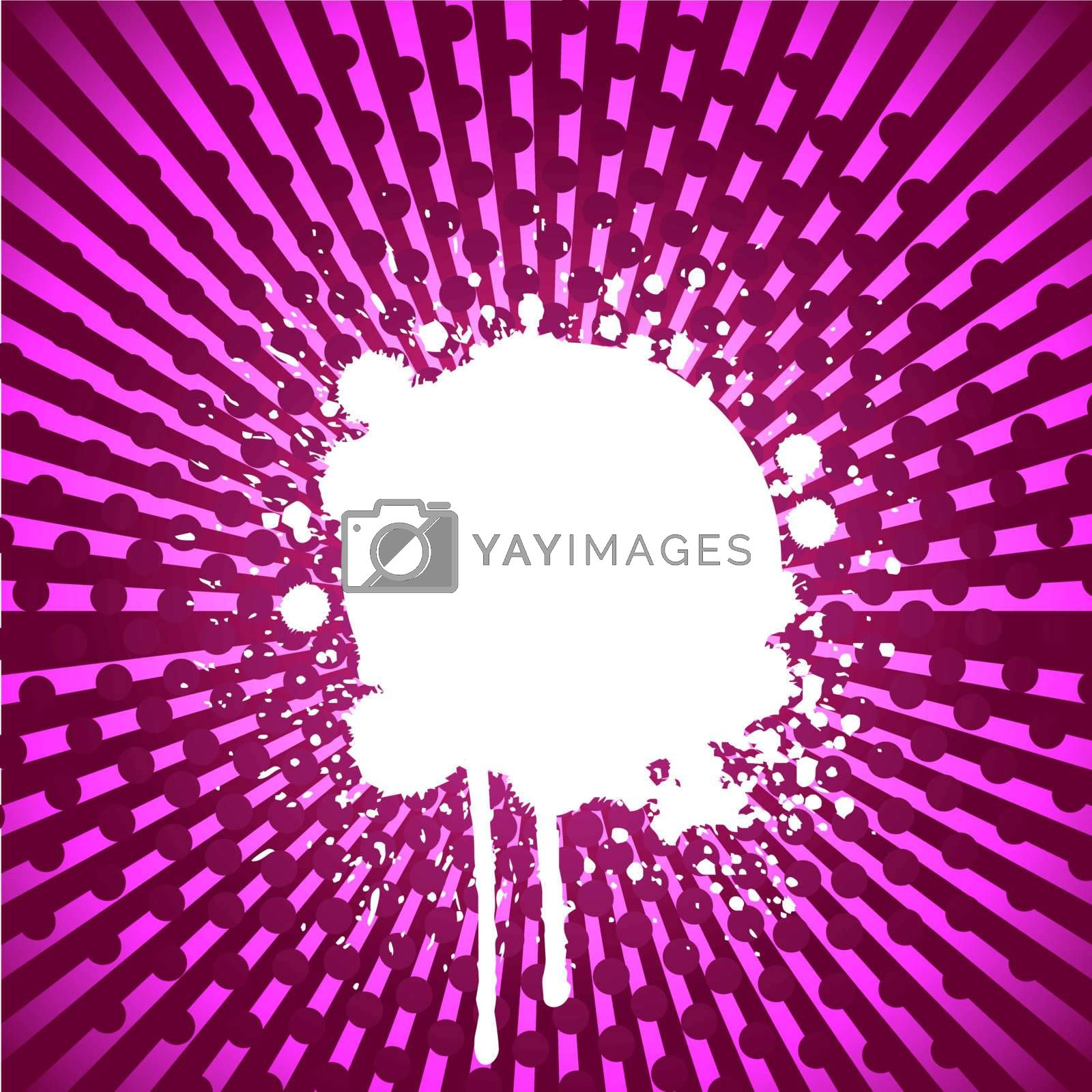 Abstract Colorful Grunge Background. EPS 10 vector file included