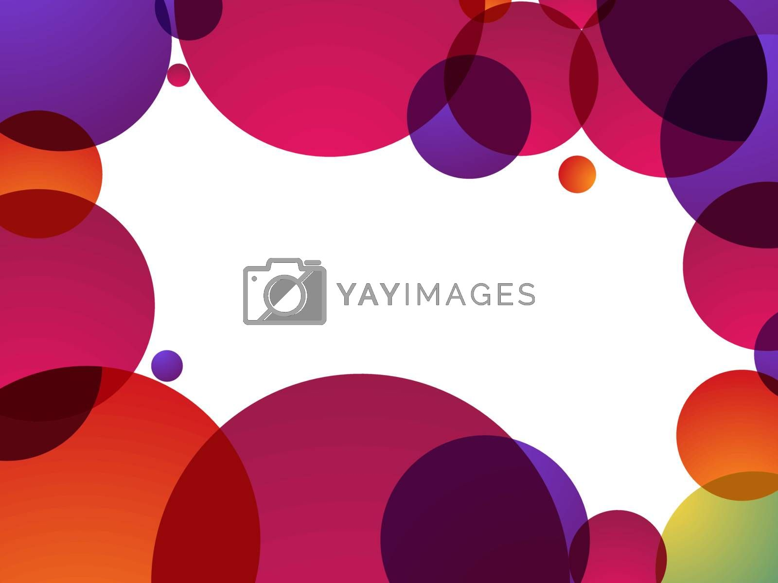 Abstract colorful background. EPS 10 vector file included