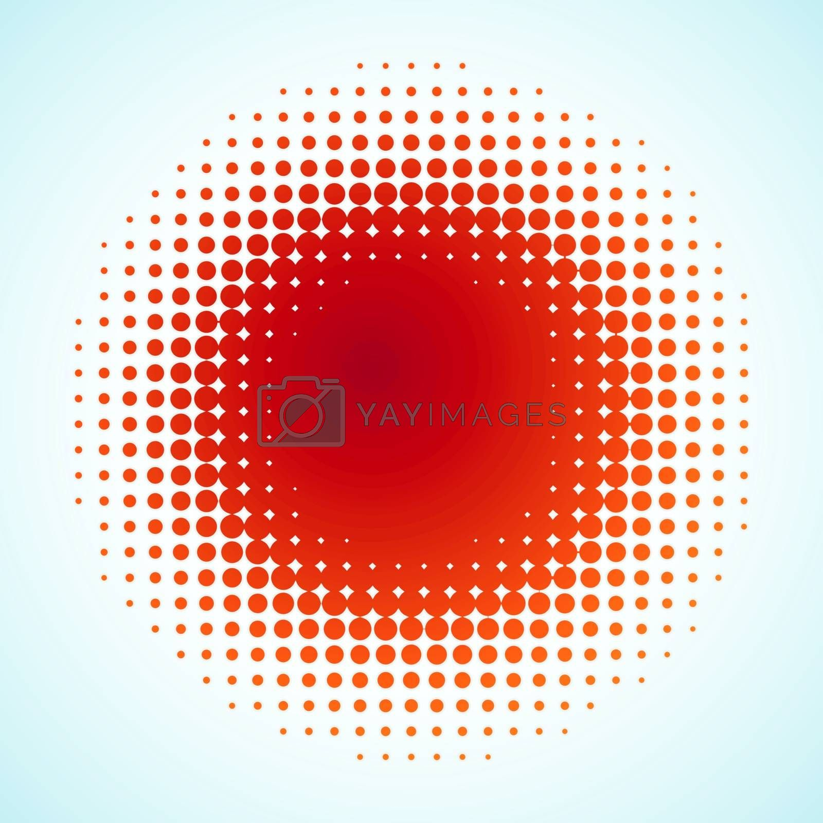 spotted flash (vector design element)  EPS 10 vector file included