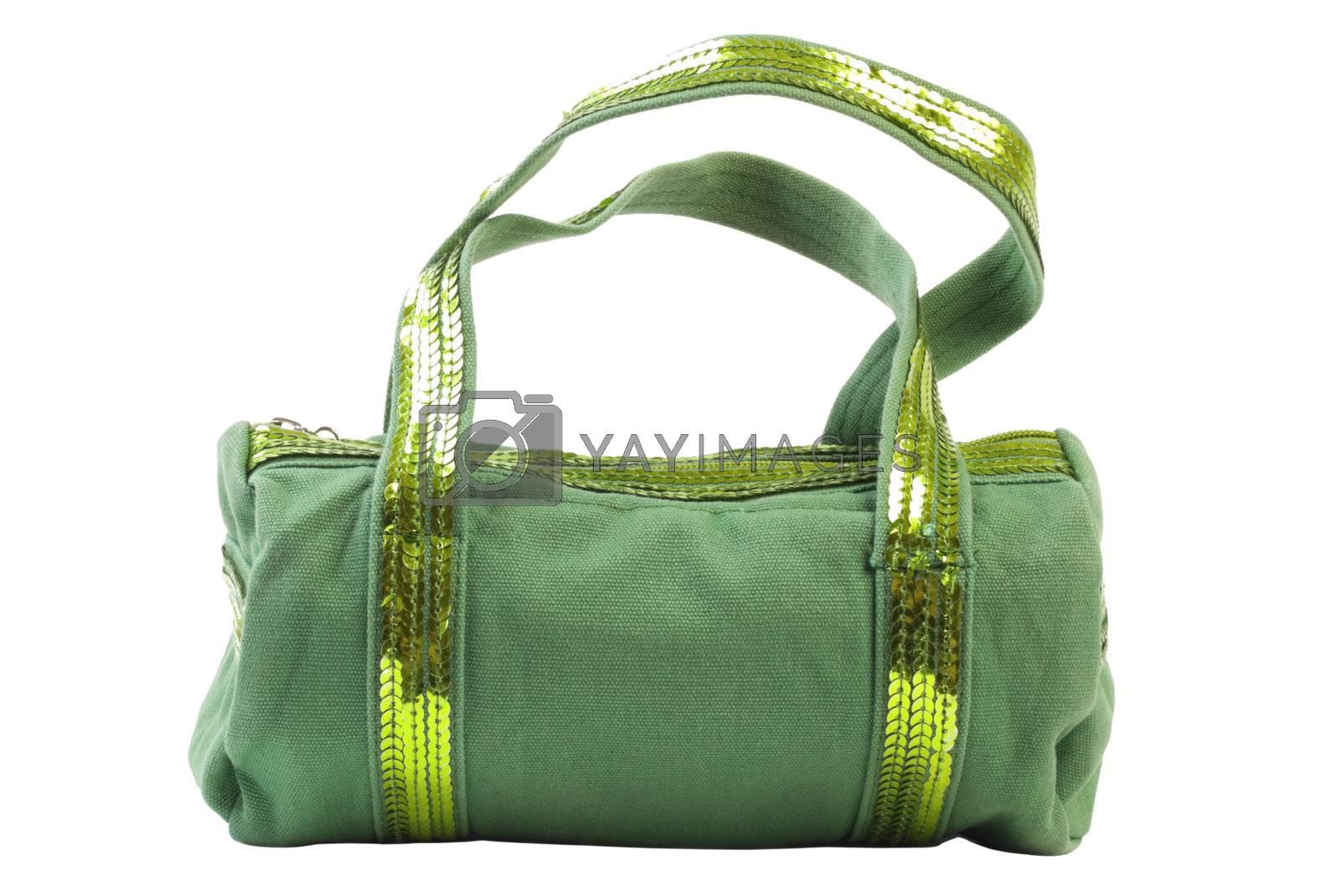 Royalty free image of Female bag   Isolated by zakaz
