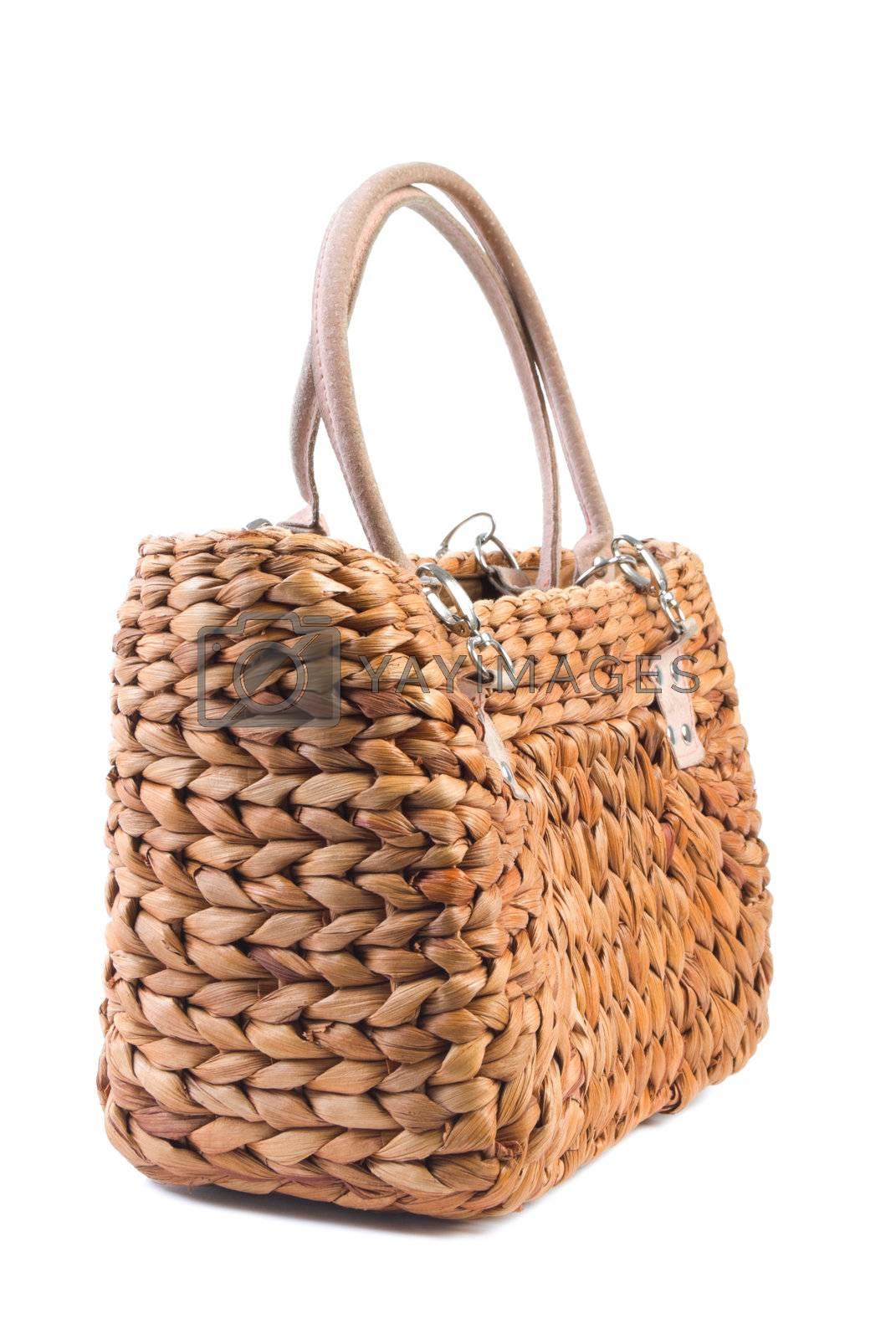 Royalty free image of Wattled bag   Isolated by zakaz