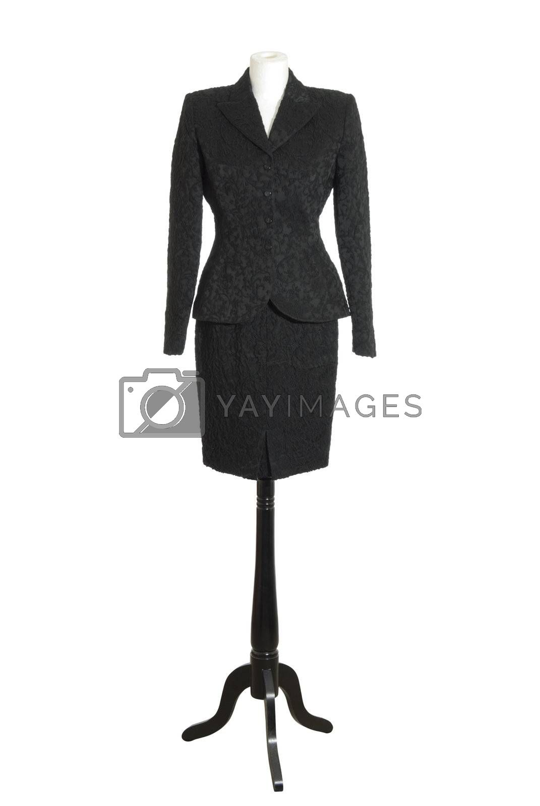 Royalty free image of Mannequin in suit| Isolated by zakaz
