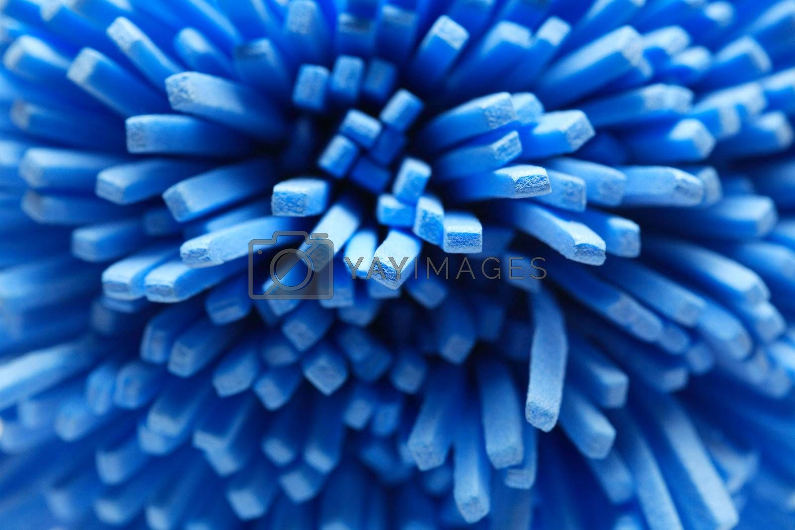 Royalty free image of Blue Abstract by kvkirillov