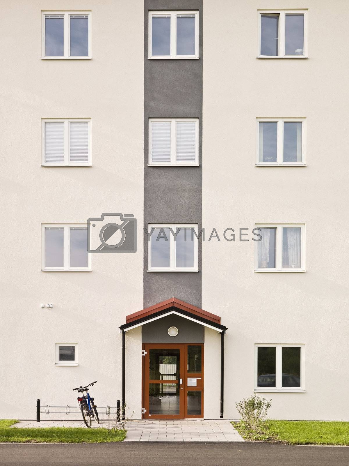 Royalty free image of Modern Appartments by gemenacom
