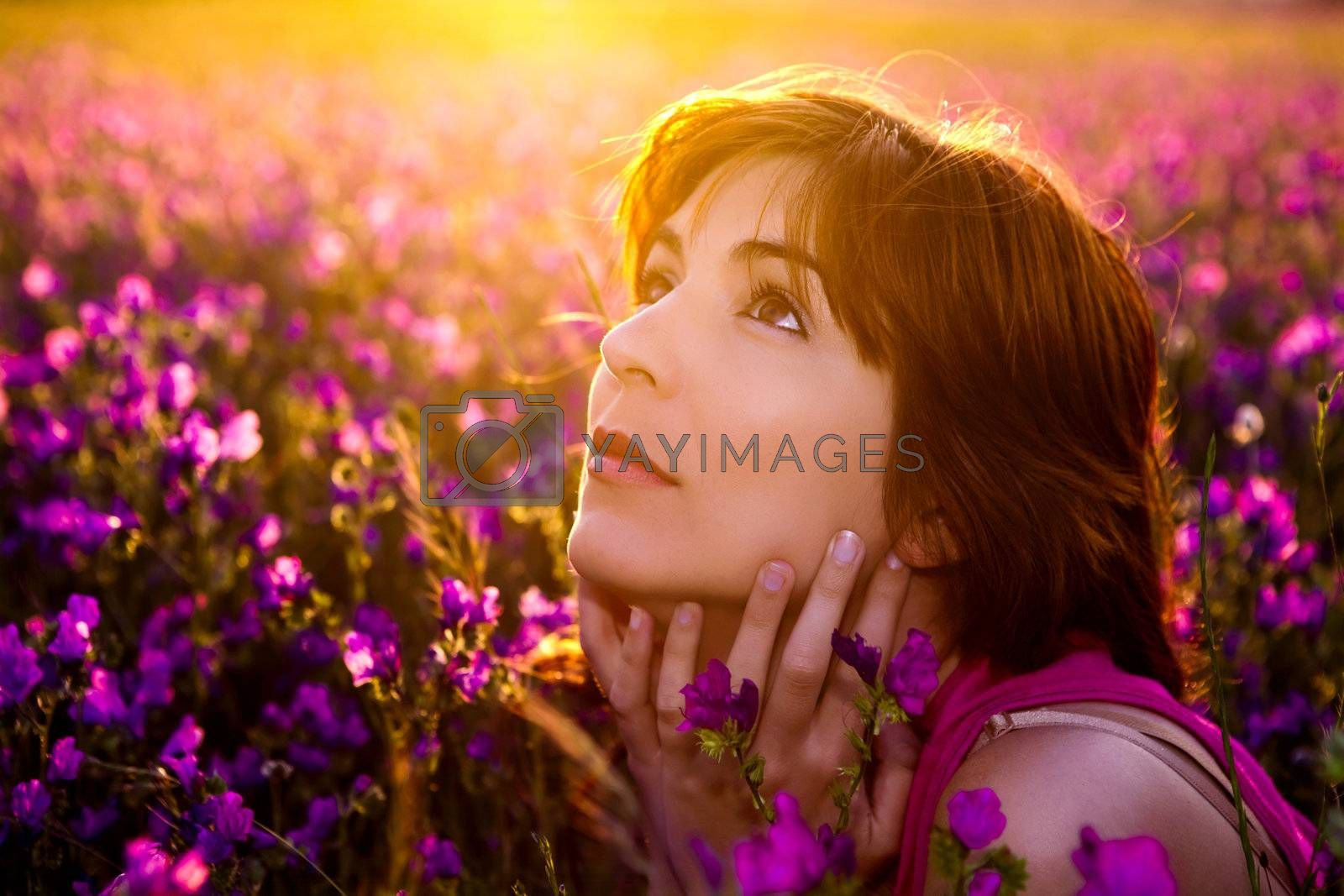 Royalty free image of Enjoy the nature by Iko