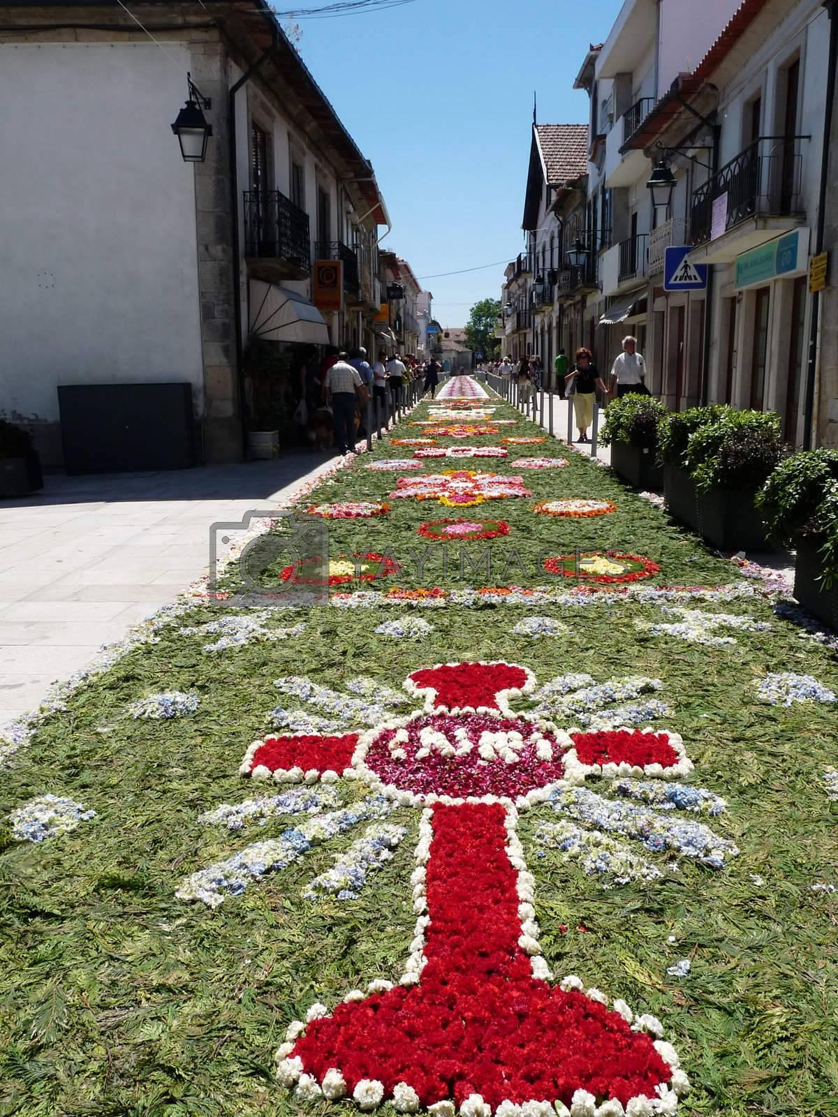 Caminha Body of Christ Festivities