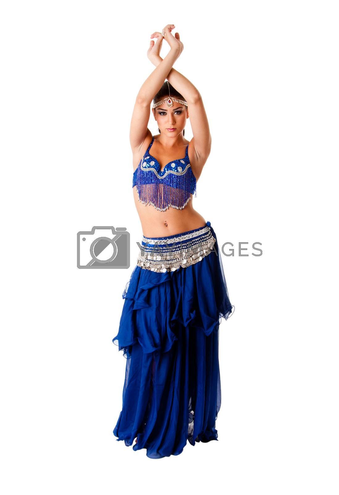 Arabic belly dancer by phakimata