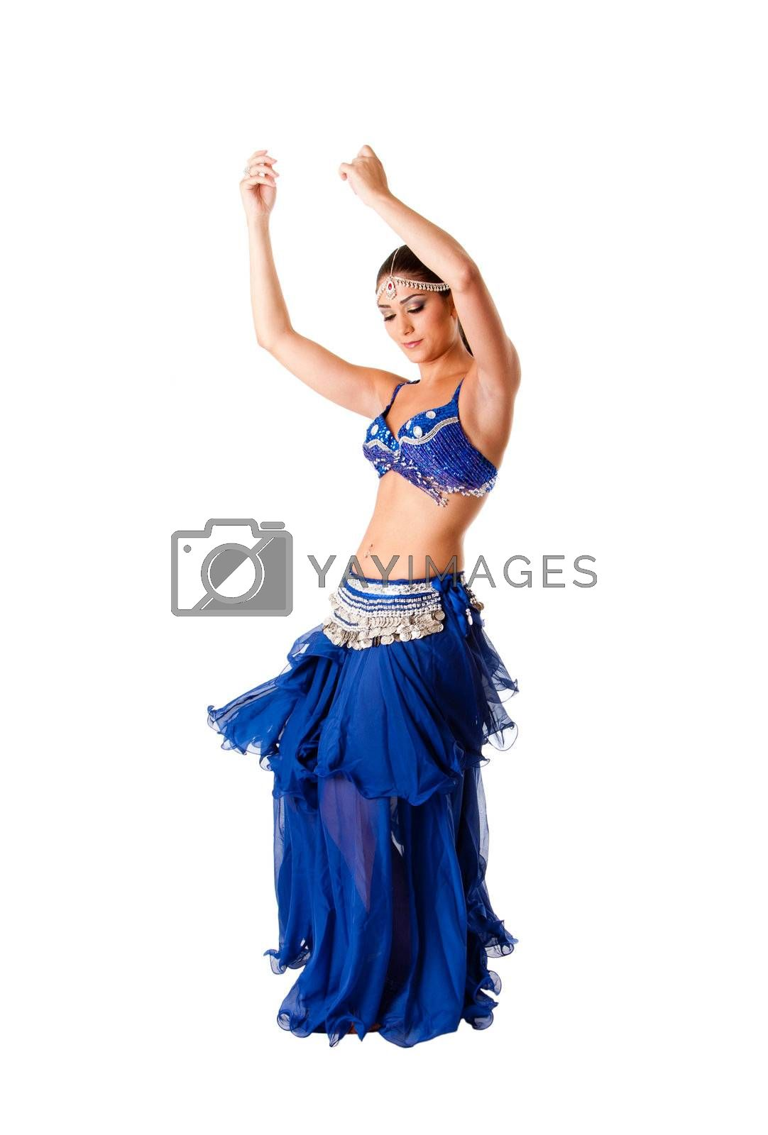 Beauty belly dancer by phakimata