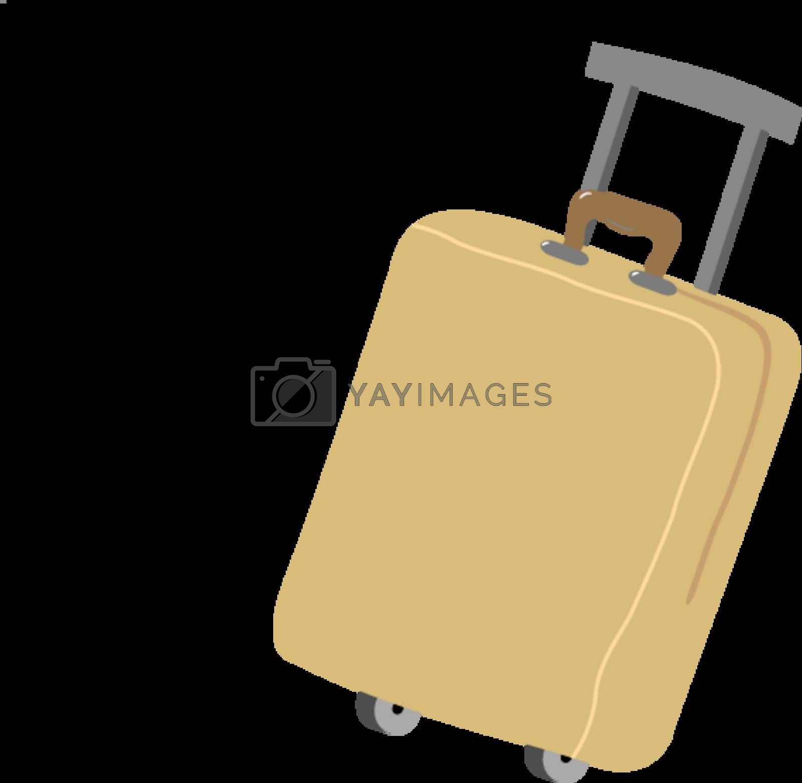 Royalty free image of Suitcase by Perysty