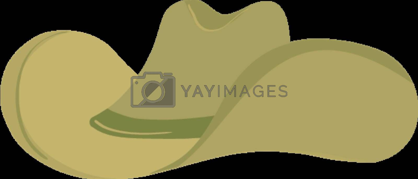 Royalty free image of Cowboy hat by Perysty