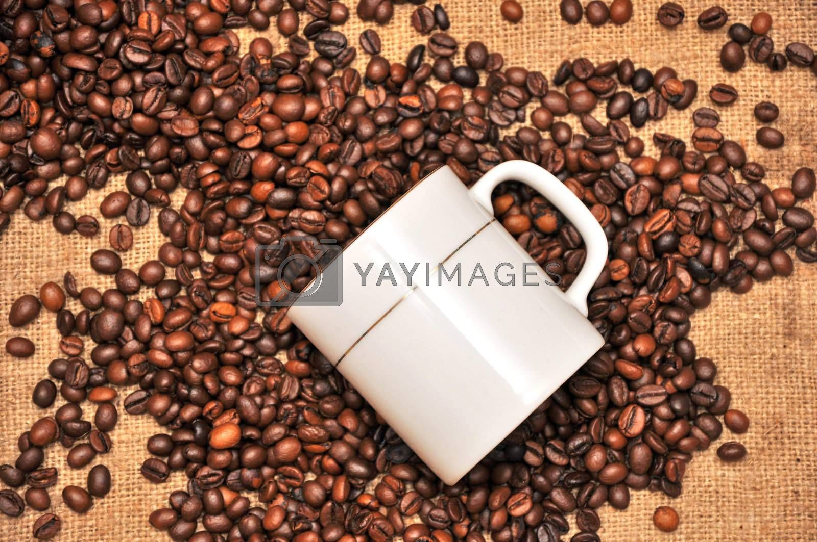 coffee cup  by inxti