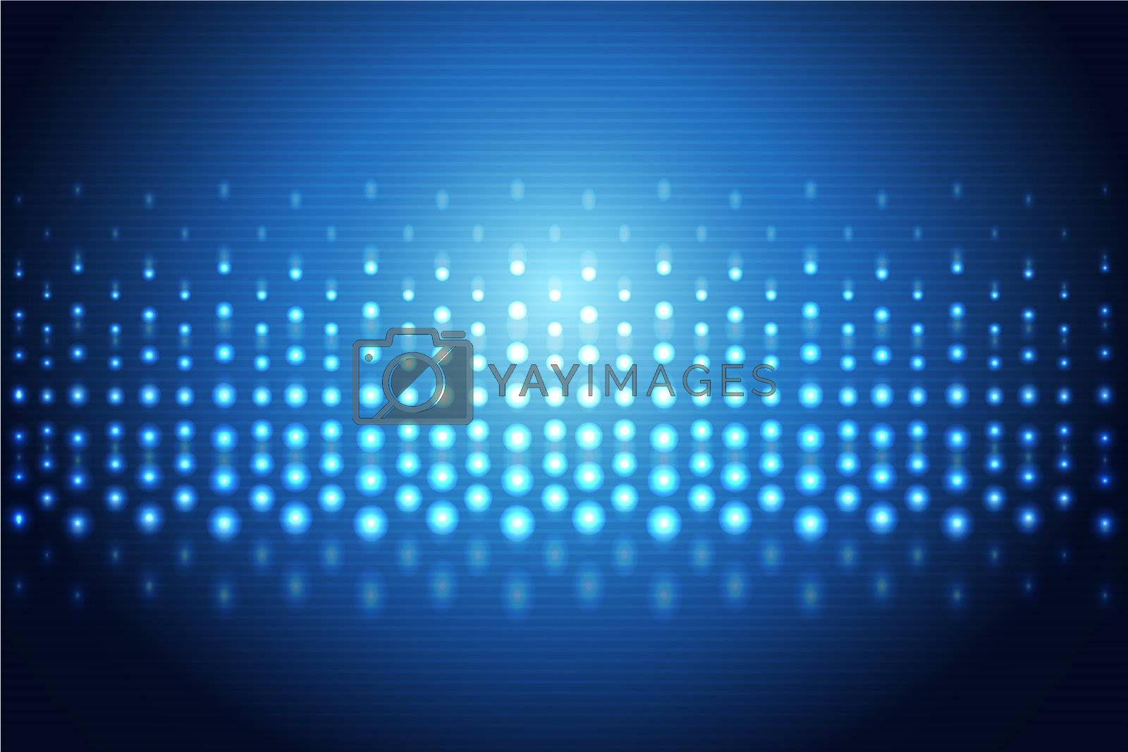 illustration of abstract vector background