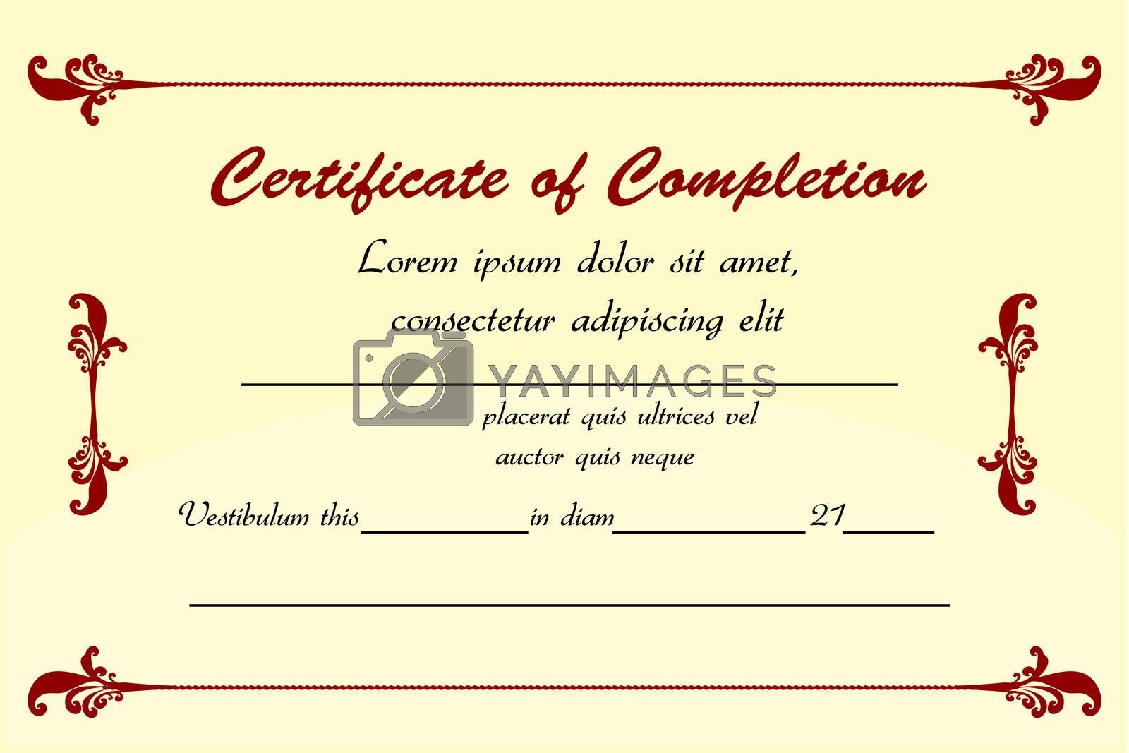 education certificate by get4net