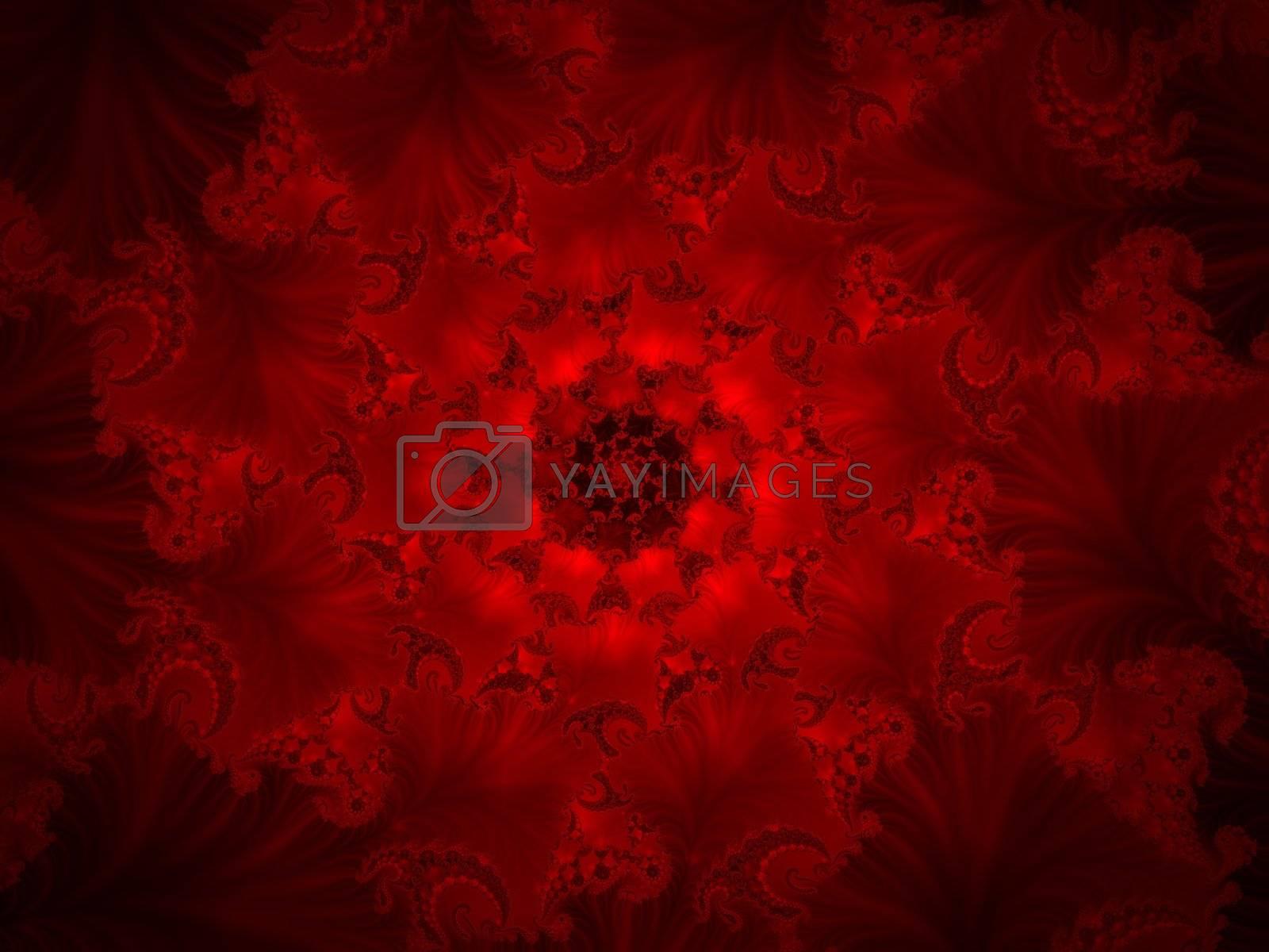 Red velvet background by tuku