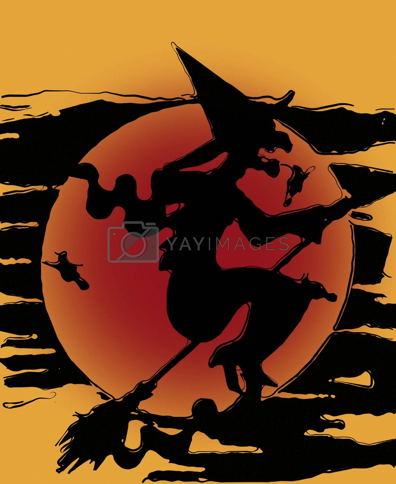 Witch by tuku