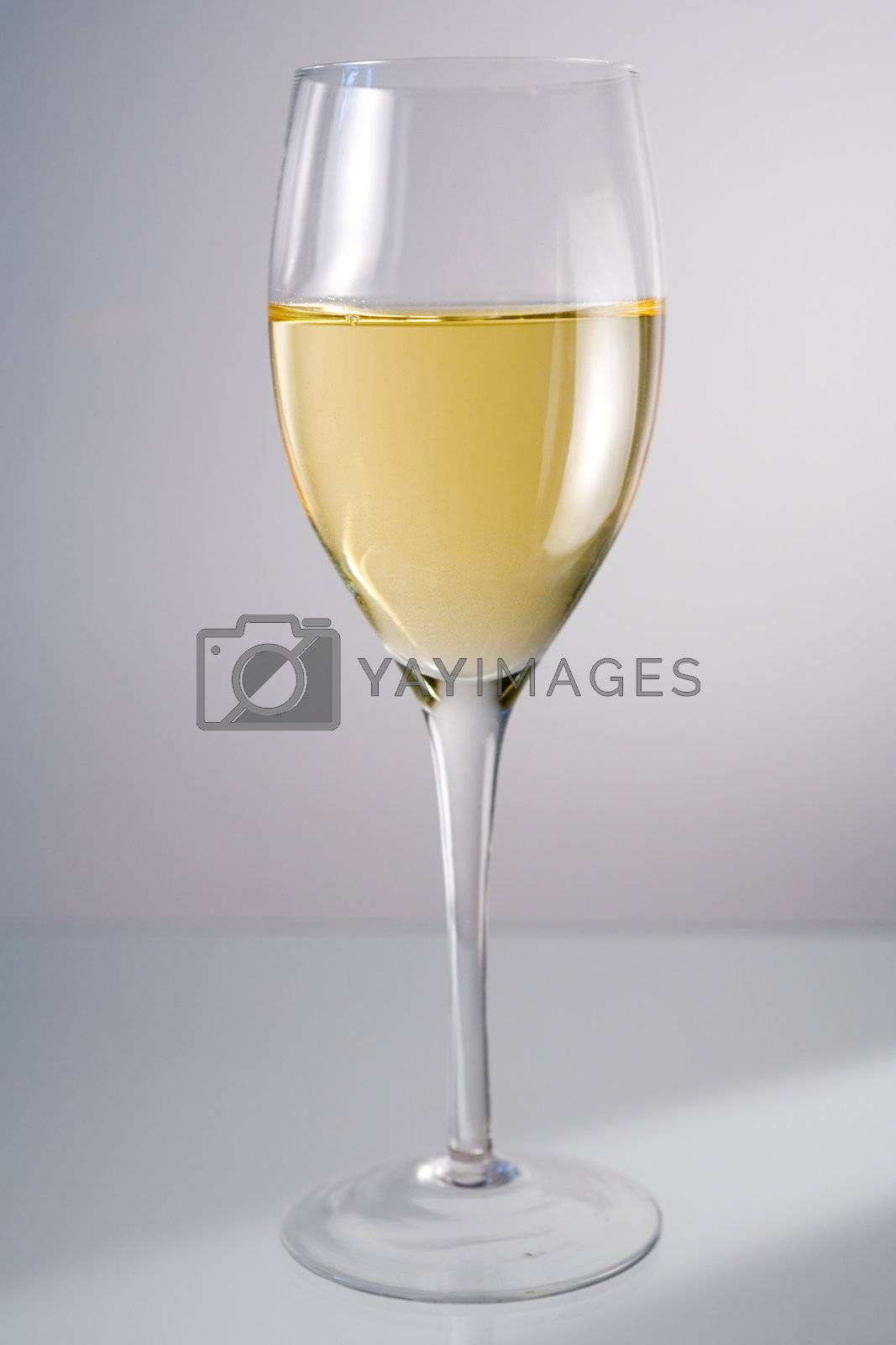 Royalty free image of Wine Glass by Luminis