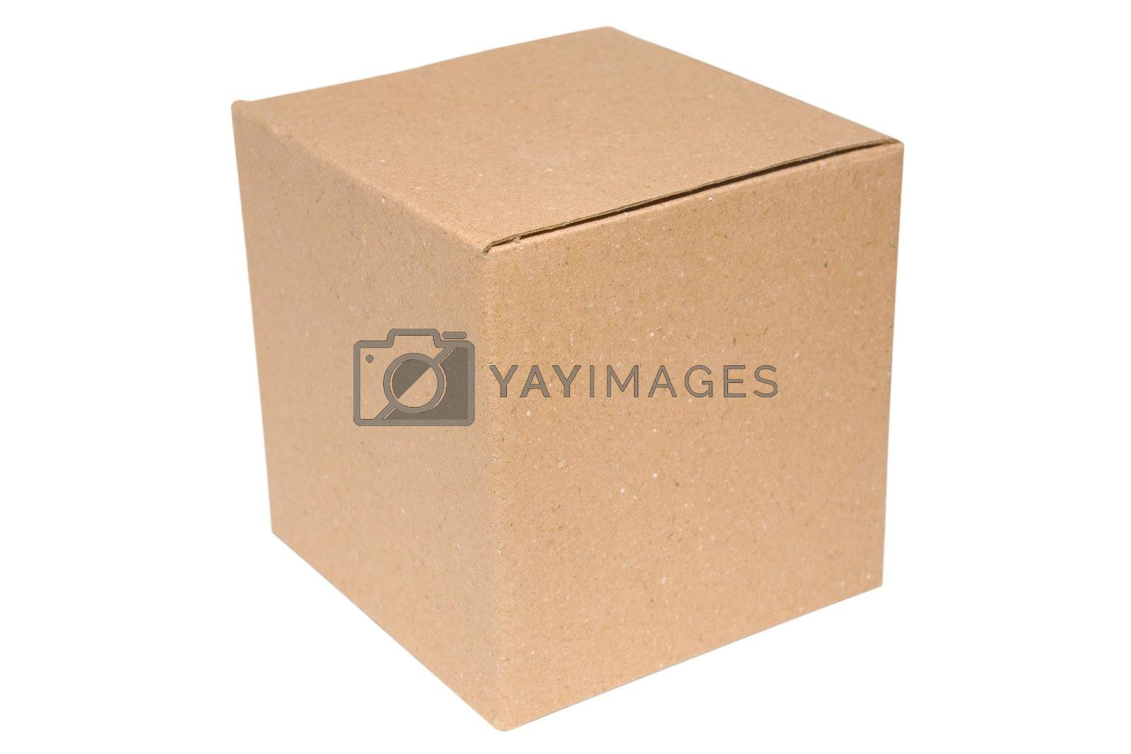Royalty free image of Blank Box by Luminis