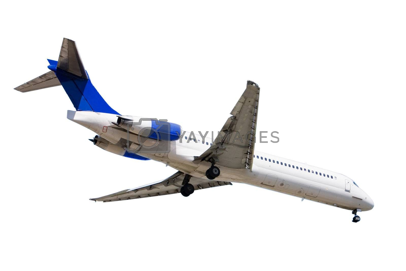 Royalty free image of Airplane by Luminis
