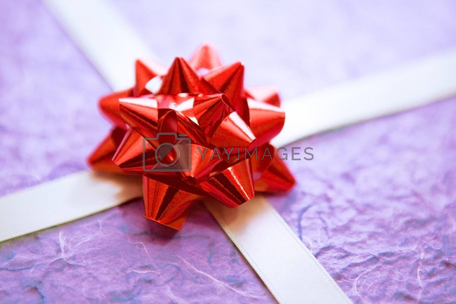 Royalty free image of Gift by Luminis