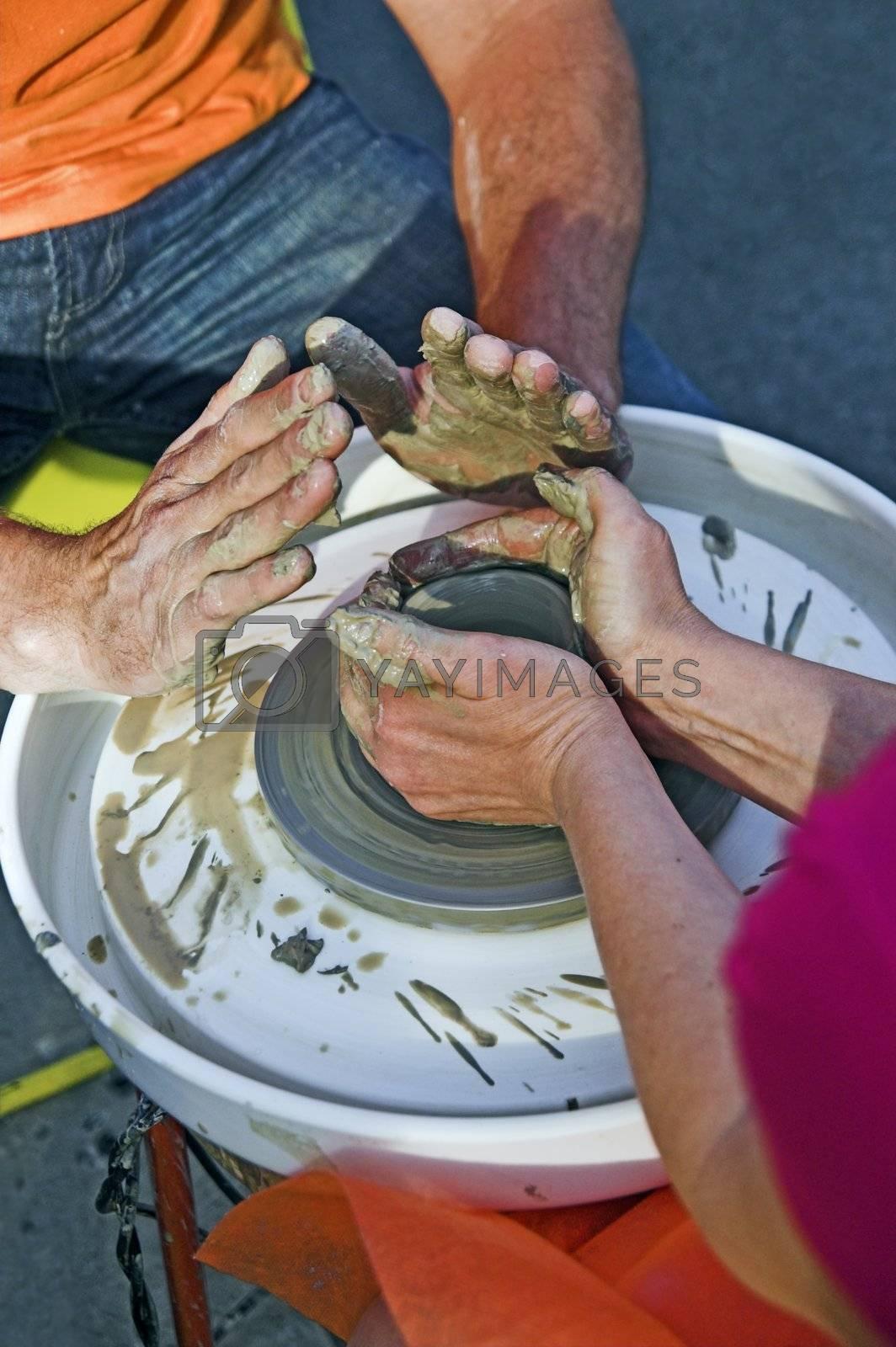potters by simfan