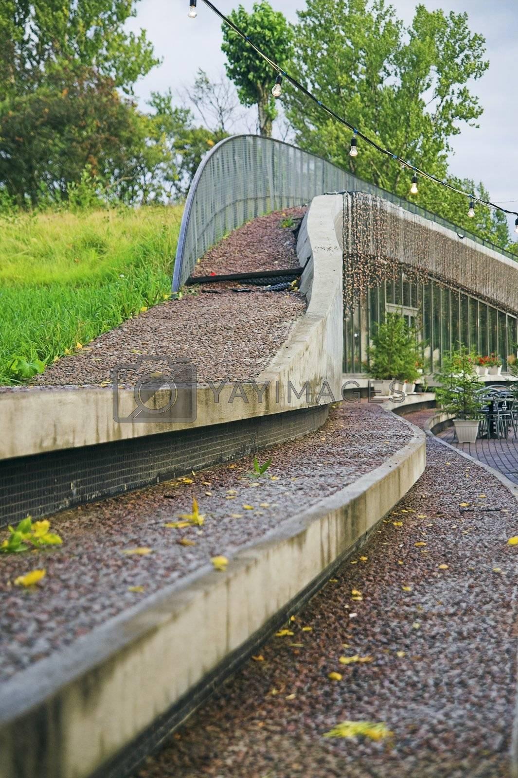 Entrance steps by simfan