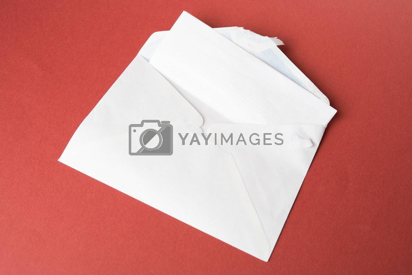 Royalty free image of Envelope by Luminis
