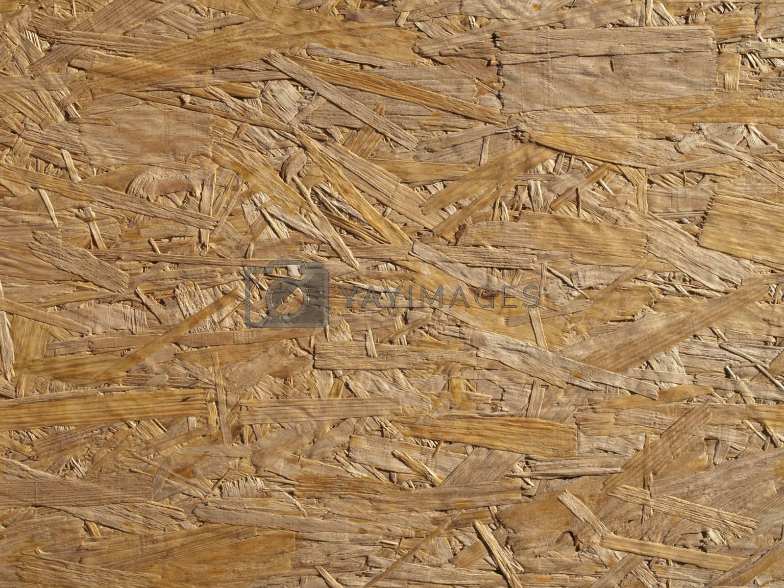 A wood texture