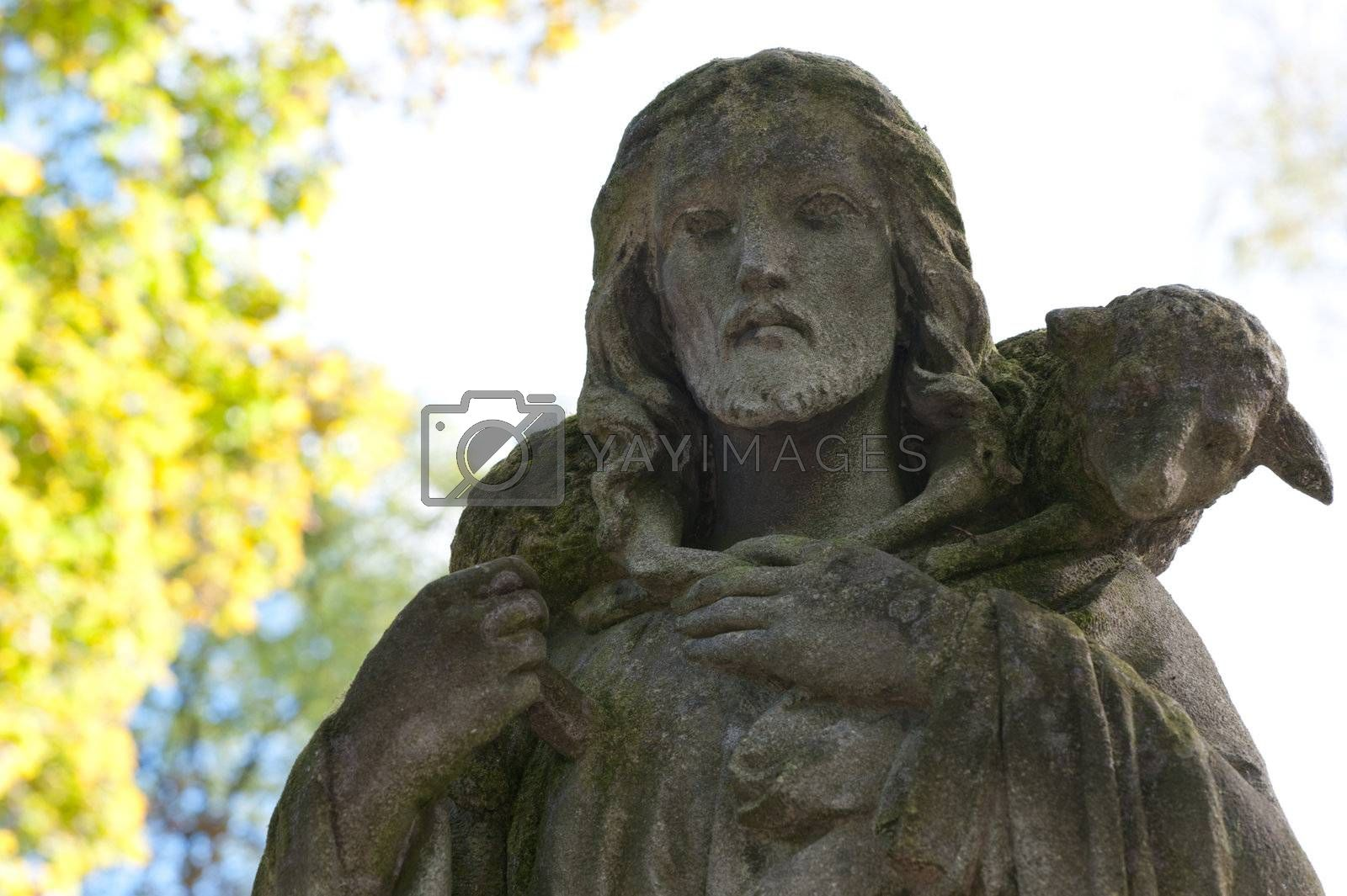 Monument to Jesus by galdzer