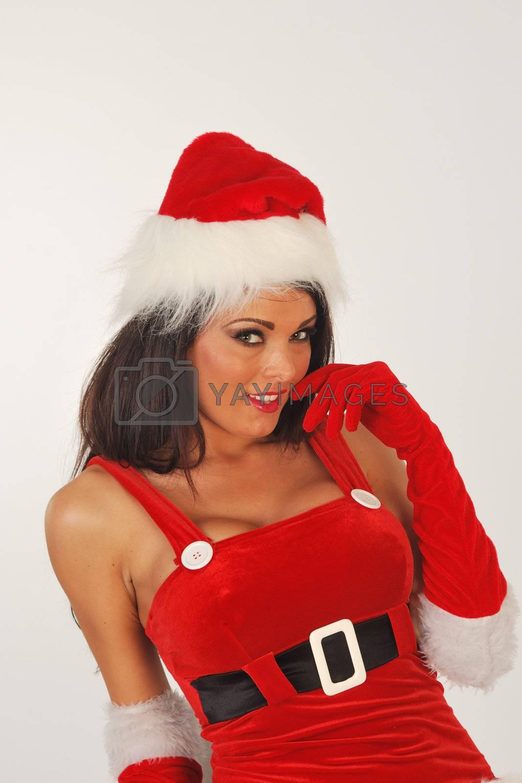 sexy santa by pauws99
