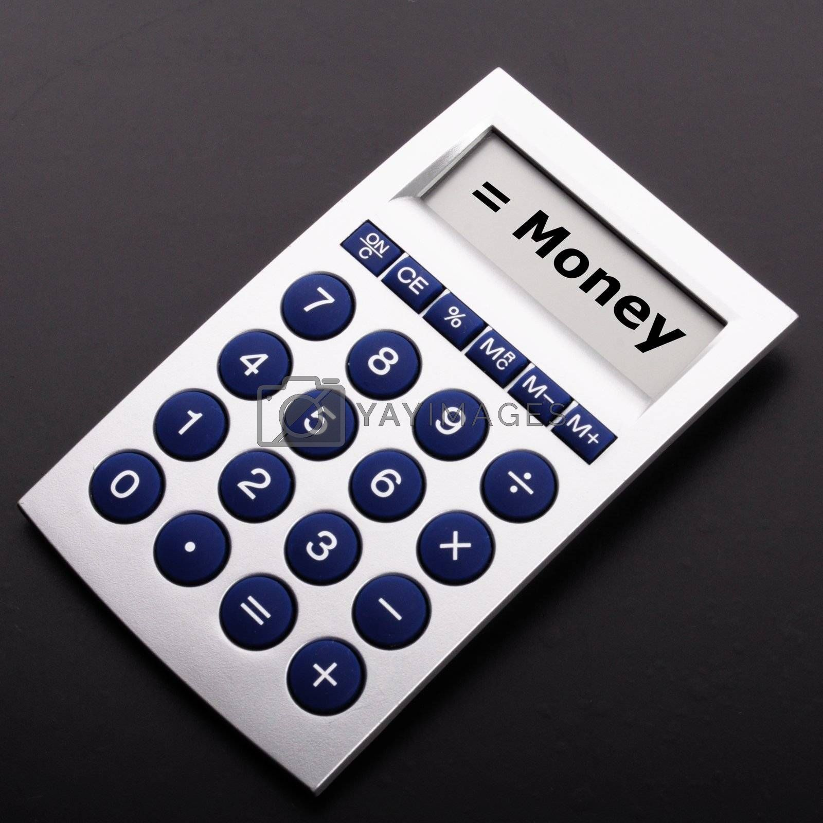 Royalty free image of money by gunnar3000
