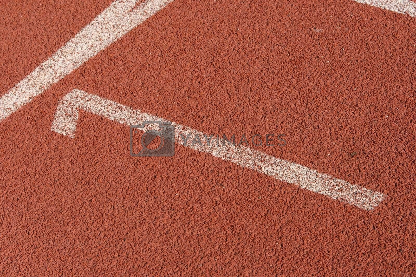 race track lane one detail sports concepts