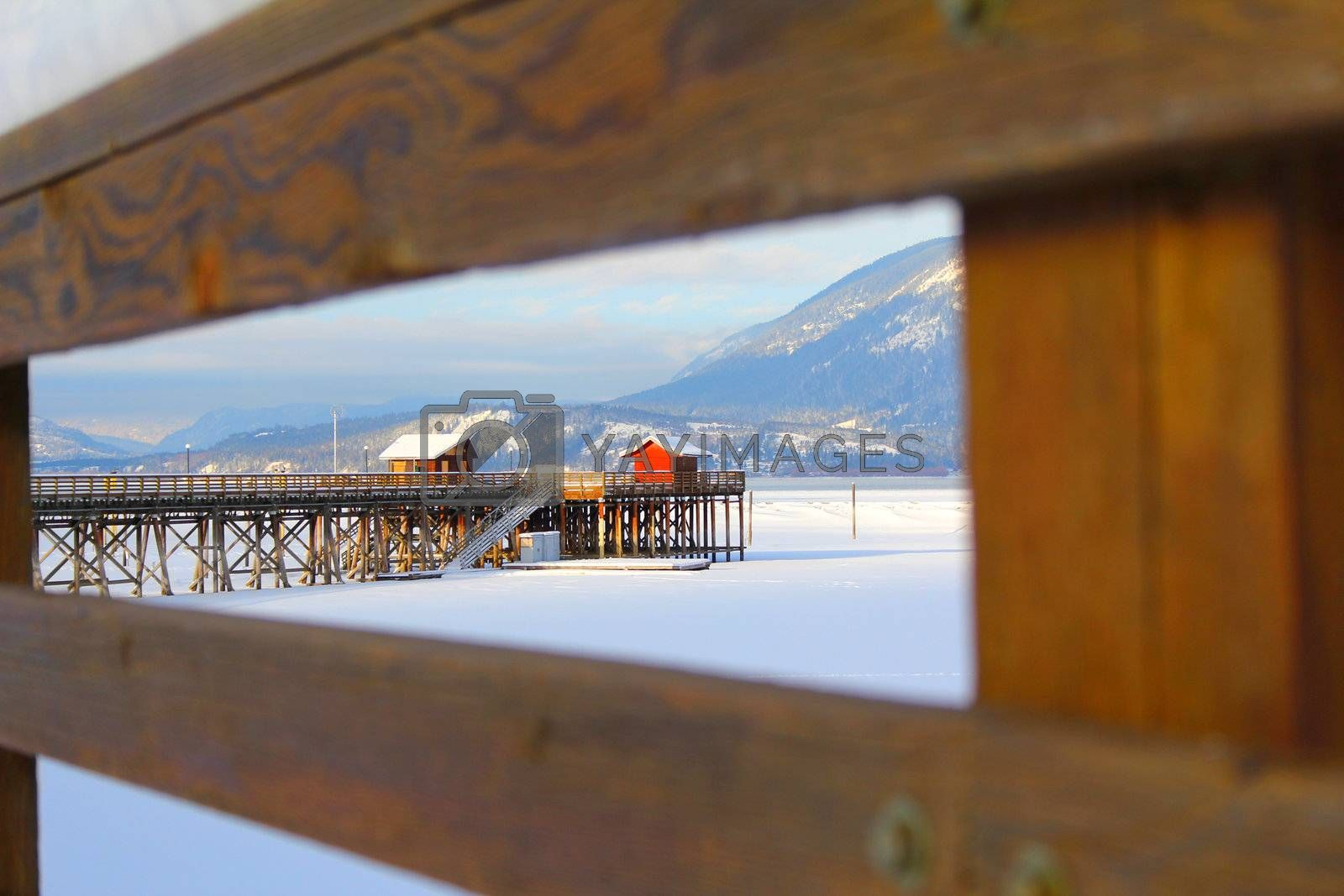 Pier by vanell
