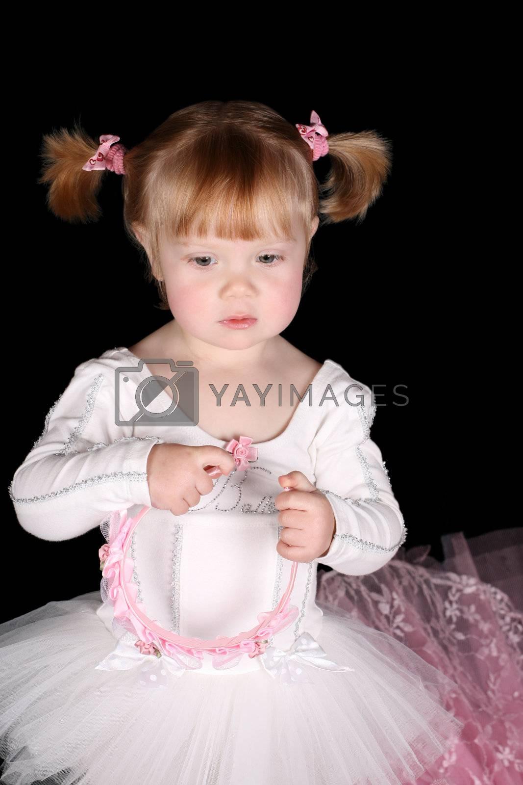 Little ballerina by vanell