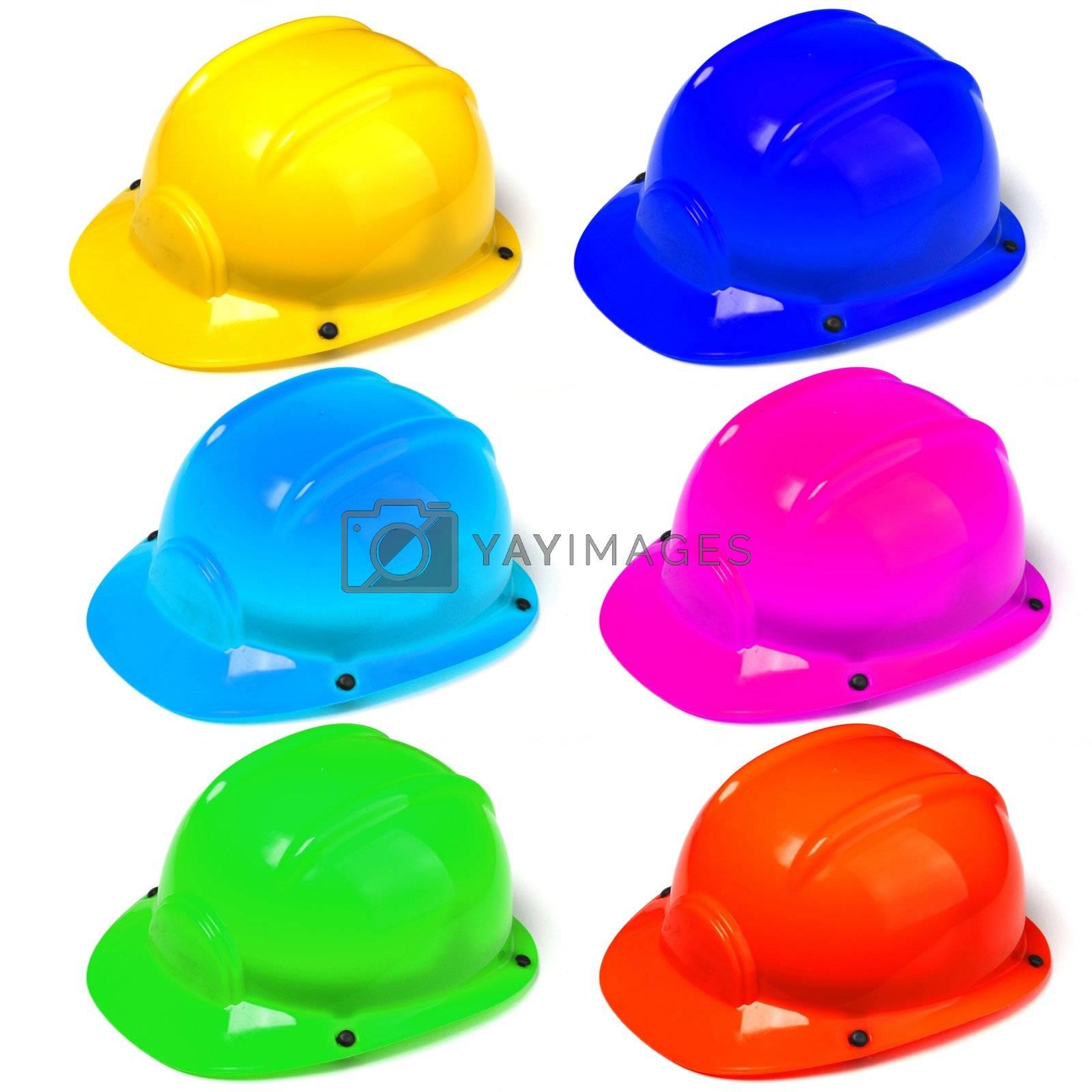 Royalty free image of helmet by gunnar3000
