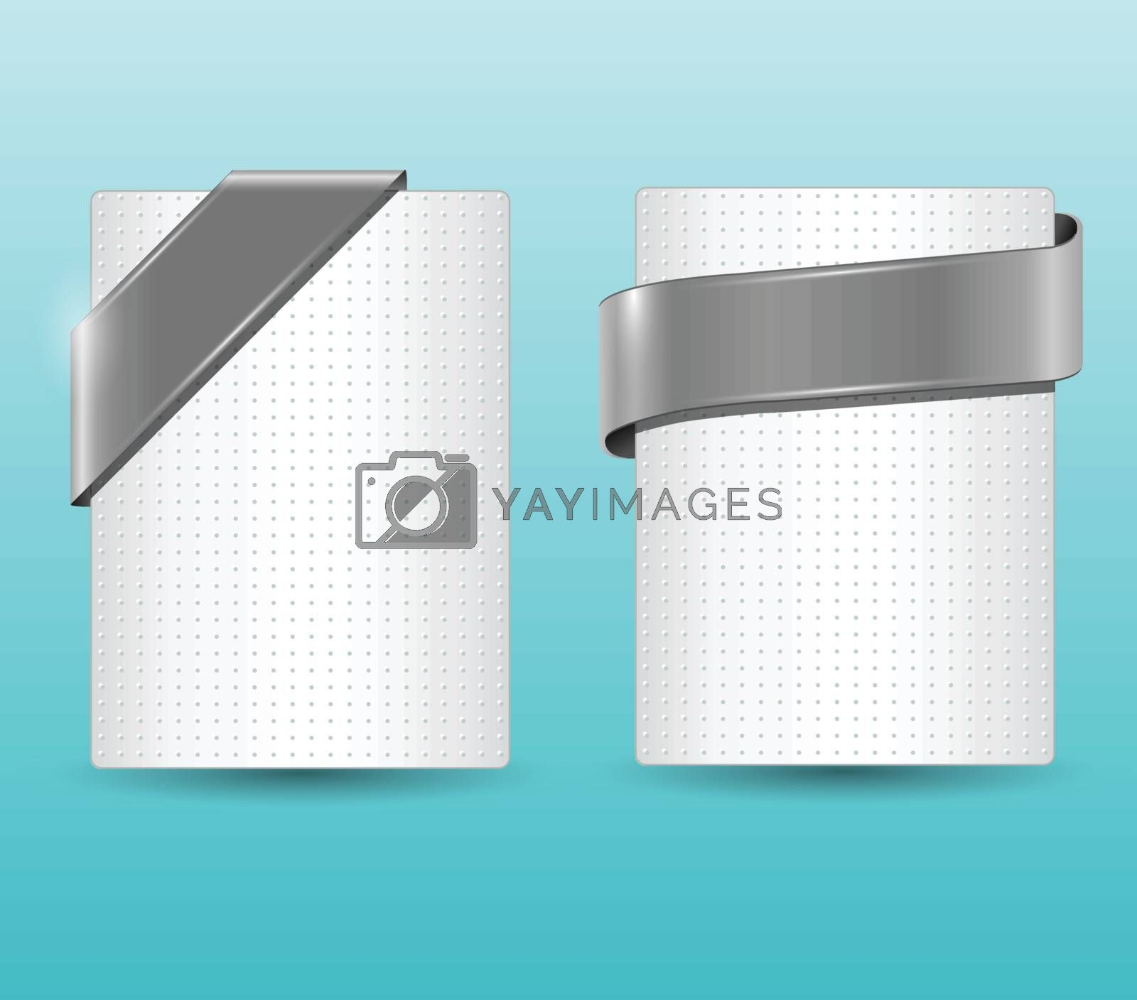 Vector web elements, banners for products promotion.
