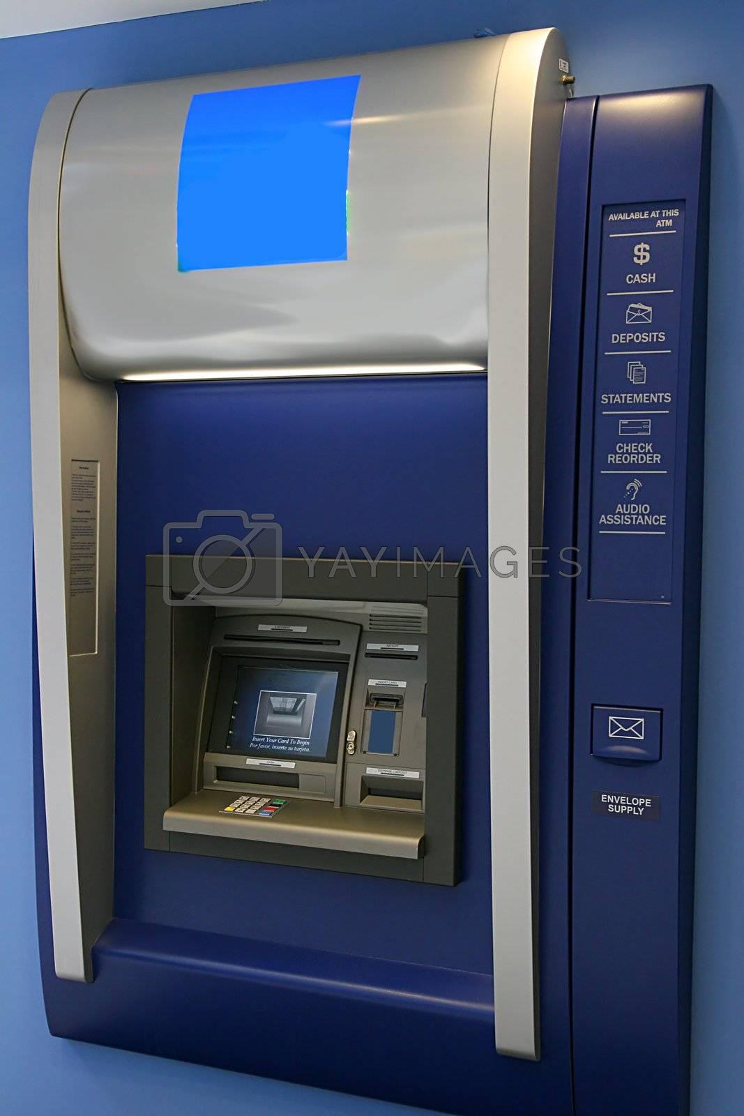 ATM by dbvirago