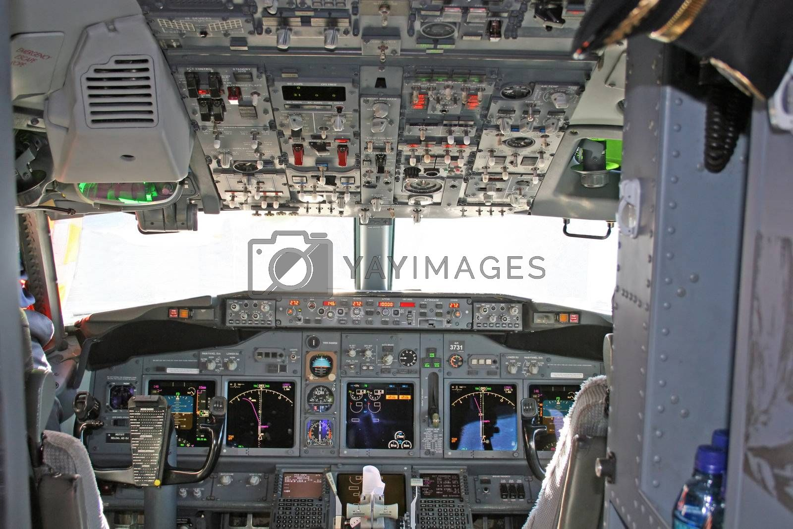 Cockpit 2 by dbvirago