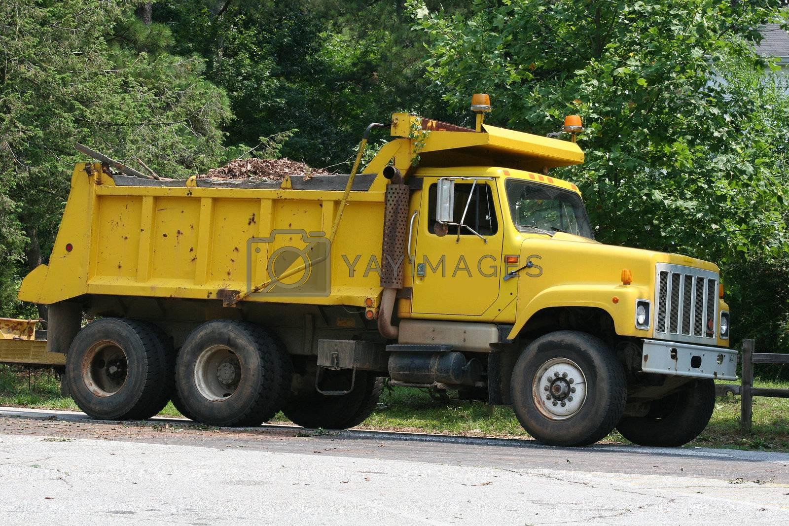 Dump Truck 2 by dbvirago