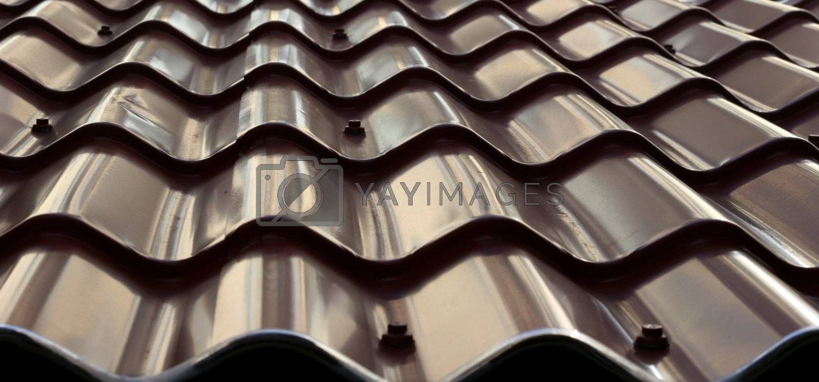 Metal Tiles by dbvirago